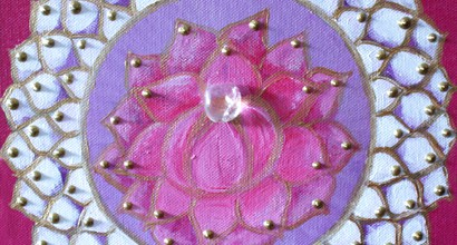 The Lotus in the Crown Chakra