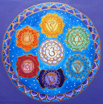 Balancing The Seven Chakras