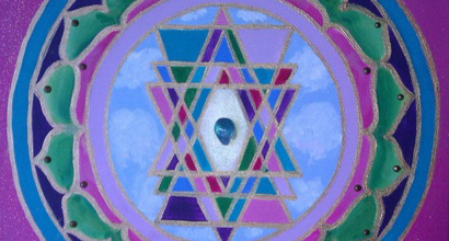 Yantra Mandala of Beauty and Harmony